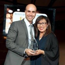 Moe-Abbas-CEO-OGC-Receiving-Award